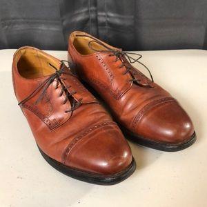 Allen Edmonds Shoes 11EE with Dusters
